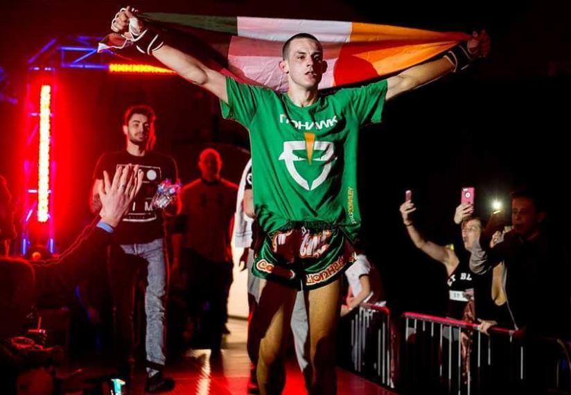 Craig Coakley Muay Thai